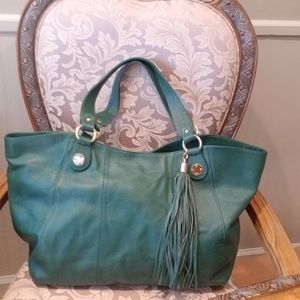 Onna Erhlich leather tote